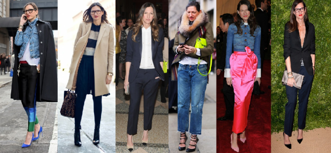 jenna lyons style, jenna lyons, J. Crew, glamour woman of the year