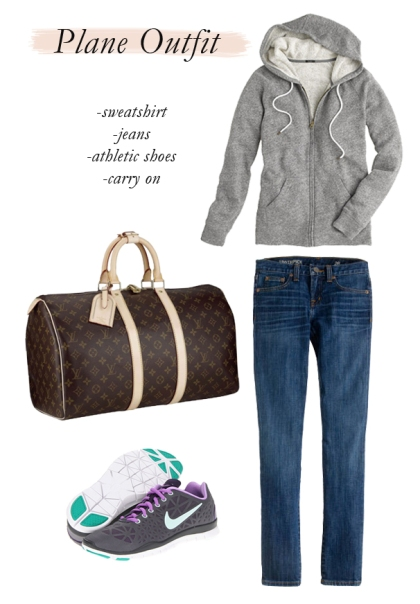 plane outfit, how to travel lightly, how to travel with just a carry-on