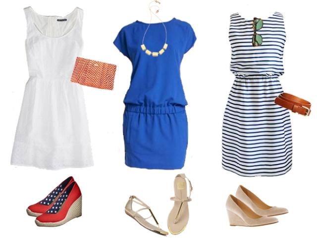 spring dresses, simple dresses for spring, stripe dress for spring