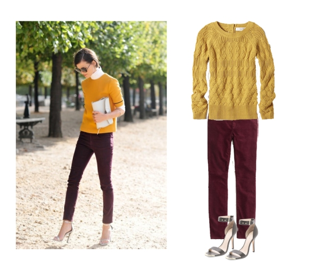 fall outfit, burgundy corduroys, fall corduroy outfit, simple fall outfit, corduroy pants outfit