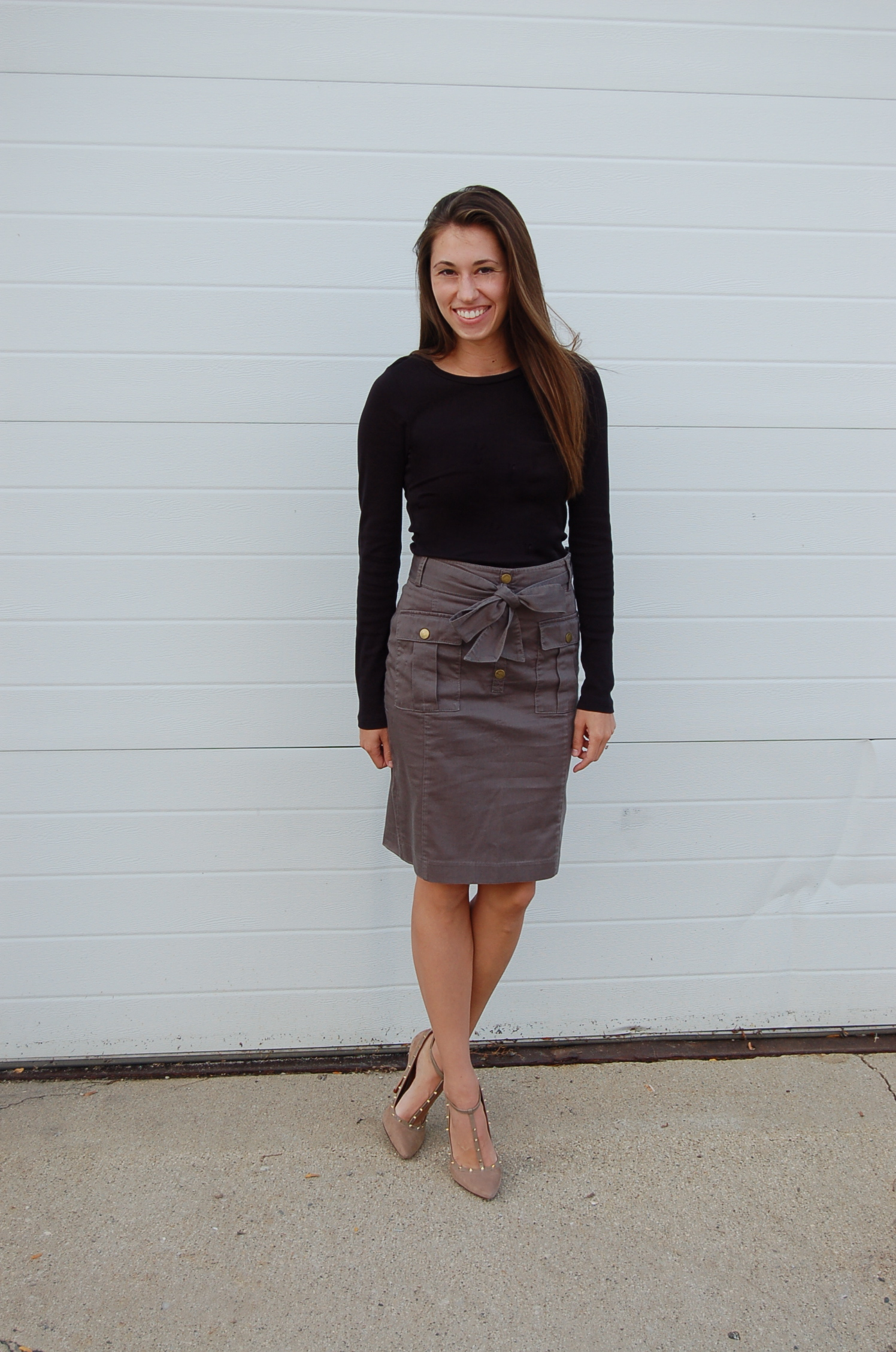 Military Skirt | asimplestatement