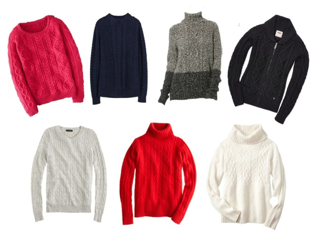 classic cable knit sweaters, cable knit sweaters, cable knit sweaters for fall, cable knit sweaters for winter